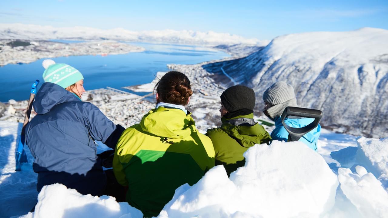 Students in Tromsø